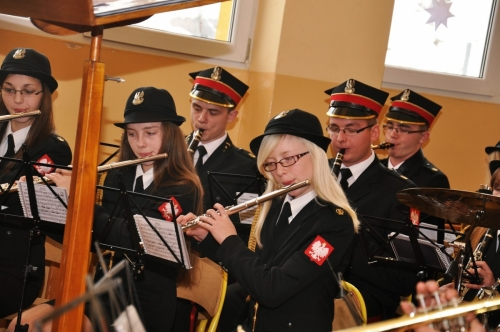 Koncert kolęd 2013 - Czubrowice