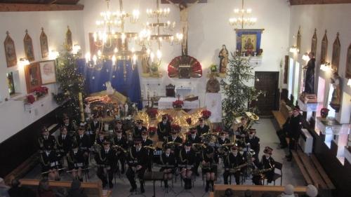 Koncert kolęd 2013 - Szklary