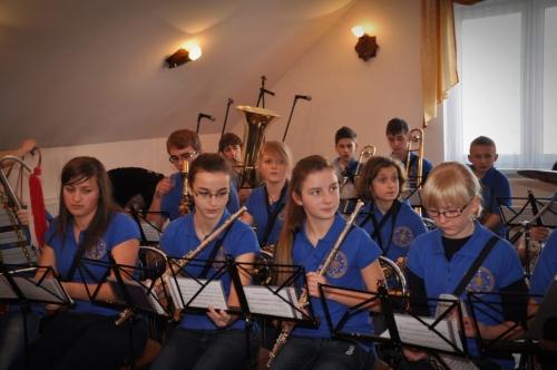 Koncert kolęd 2012 - Racławice