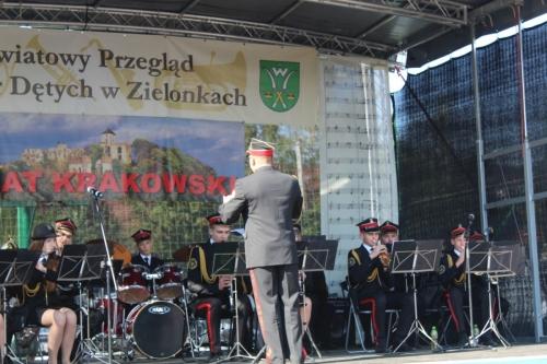 Powiatowy przegląd Orkiestr Dętych Zielonki 2016