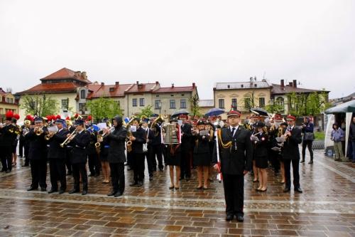 Przegląd Orkiestr Dętych w Olkuszu